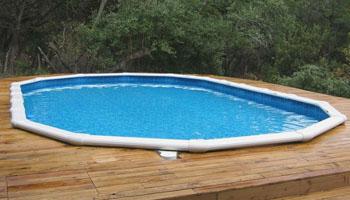 Каркасный (сборно-разборный) бассейн