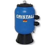 Бочка фильтра (400мм бок.подсоед.) Behncke CRISTALL D400-2016 (без вентиля)