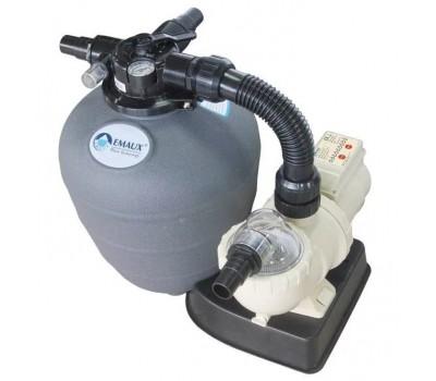 Фильтровальная установка для бассейна (330мм 8 м3/ч) (верх.подсоед.) Emaux FSU-8TP