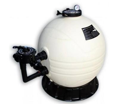 "Фильтр д.450мм (бок. подсоед. 40мм) Emaux MFS17 (Opus) (с 6-ти поз. вентилем 1 1/2"")"