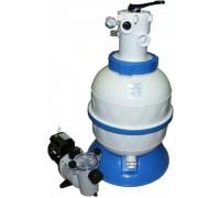 Фильтровальная установка (600мм, 14.5м3/ч) (верхн. подсоед.) Kripsol GRANADA GTO606-100