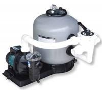 Фильтровальная установка (500 мм) (бок. подсоед.) Aquaviva FSB500