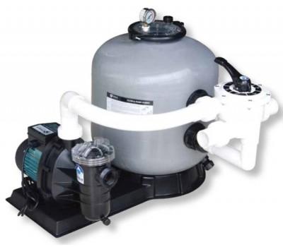 Фильтровальная установка для бассейна (500 мм) (бок. подсоед.) Aquaviva FSB500
