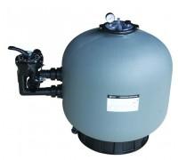 Фильтр Aquaviva SP450 (450 мм.) с 6-ти поз. вентилем, бок. подсоединение