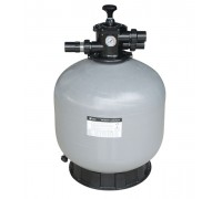 Фильтр Aquaviva V350 д. 350 мм. с 6-ти поз вентилем, верх. подсоединение
