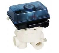 Вентиль автоматический Aquastar Comfort 3001 Praher для обратной промывки фильтра бассейна