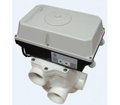 Вентиль автоматический Aquastar Easy 1001 Praher для обратной промывки фильтра бассейна