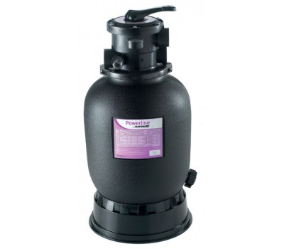 Фильтр Hayward PowerLine 81101 (D401) с 6-ти поз. вентилем, верх. подсоединение