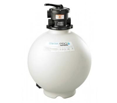 Фильтр для бассейна  Hayward SwimPro VL270T (D685) с 7-ми поз. вентилем, верх. подсоединение