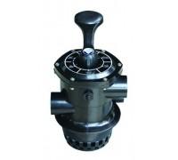 """Вентиль 6-ти поз. (верхний 1 1/2"""") для фильтра Aquaviva серии V350-V650, MPV01"""