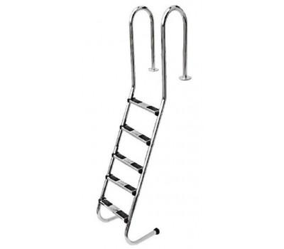 Лестница 5 ст. (у.б.) Aquaviva MUS-515 для облегченного доступа