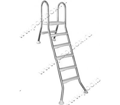 Лестница 5+1 ступени SEMIELEVATED/SEMIELEVADA (ESP 5.C) Kripsol