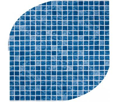 Пленка ПВХ (лайнер) Cefil Mediterraneo 1,5 мм. темная мозаика