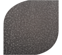 Пленка ПВХ (лайнер) Cefil Reflection 1,5 мм. темно-серый объемная текстура