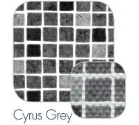 Пленка ПВХ (лайнер) CGT PF4000 1,5 мм. Cyrus Grey темная мозаика