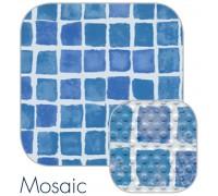 Пленка ПВХ (лайнер) для бассейна CGT P4000 1,5мм Mosaic (светлая мозаика)