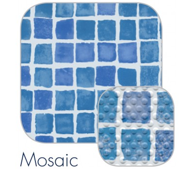 Пленка ПВХ (лайнер) CGT P4000 1,5 мм Mosaic светлая мозаика