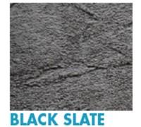 Пленка ПВХ (лайнер) для бассейна CGT AQUASENSE 1,6 мм. BLACK SLATE (STONE), (рельеф)