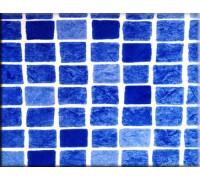Пленка ПВХ (лайнер) RENOLIT ALKORPLAN 3000 1,5 мм. Persia Blue мозаика