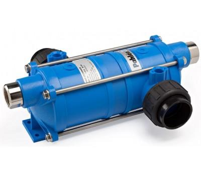 Теплообменник 40 кВт (вертик.) Pahlen (корпус из пластика)