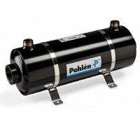 Теплообменник (28 кВт) (гориз.) Pahlen HF 28 для подогрева воды в бассейне