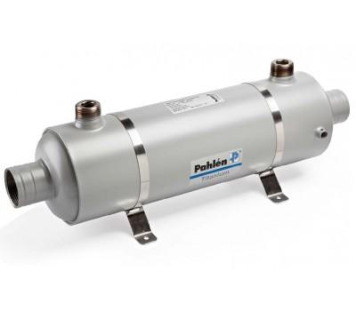 Теплообменник 28 кВт (гориз.) Pahlen T28 титановый
