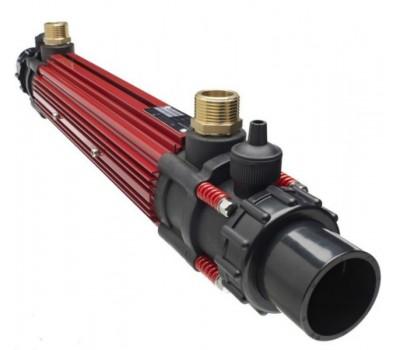 Теплообменник Elecro G2 HE 122T 122 кВт для подогрева воды в бассейне