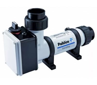 Электронагреватель пласт.корпус (3 кВт) с датчиком потока Pahlen для подогрева воды в бассейне