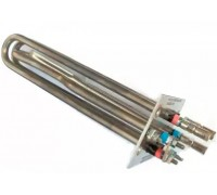ТЭН мощностью 3 кВт для электронагревателя в пластиковом корпусе Pahlen
