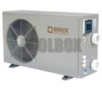 Тепловой насос 15 кВт BRILIX XHPFDPLUS 160 (до 75 м.куб., подогрев/охлаждение)