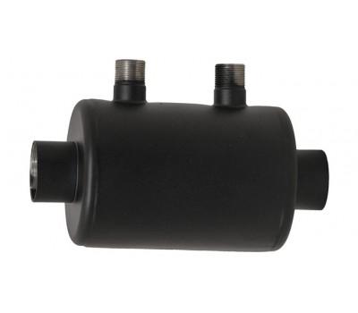 Теплообменник для подогрева воды в бассейне ( 13 кВт) (гориз.) ТО.13.1