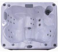 Гидромассажный СПА бассейн Jacuzzi J-215, 1,93*1,68*0,81 м., 3 места, 19 форсунок