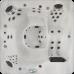 Гидромассажный СПА бассейн Vita Spa Prestige, 2,13*2,13*0,96 м., 5 мест, 62 форсунки