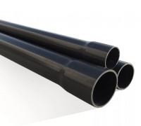 Труба д. 50 мм. клеевое ПВХ, толщина 2.4 мм.