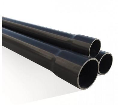 Труба д. 20 мм. клеевое ПВХ, толщина 1,5 мм.