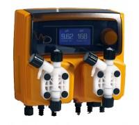 Автоматическая станция обработки воды Cl, pH Micromaster WDPHRH (комп.) (Италия)