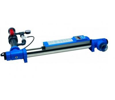 Установка ультрафиолетовая с озонатором Blue Lagoon Ozone  UV-C 75000