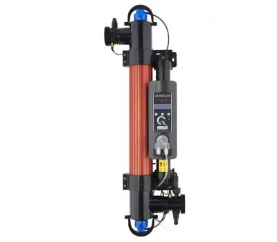 Ультрафиолетовая установка (55 Вт) Elecro Quantum QP-65 с доз. насосом