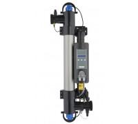 Ультрафиолетовая установка (55 Вт) Elecro Steriliser UV-C HRP-55-EU + DLife indicator с доз. насосом