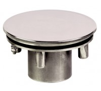 Адаптер для пылесоса (плитка) ФП.111.1 (с заглушкой ФП.001.0), из нерж. стали