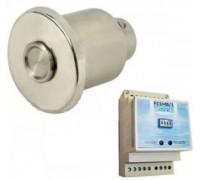 Выключатель сенсорный с нишей под плитку с реле Flexinox