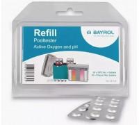 Таблетки для байроклартестера измерение PH/O2 параметров воды, Bayrol