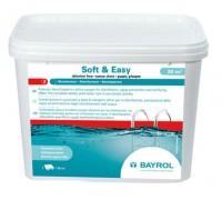 Софт энд изи обеззараживание на основе кислорода (уп. на 30 м.куб.) 5,04 кг., Bayrol