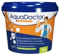 AquaDoctor C-90T (таблетки) на основе хлора, длительного действия
