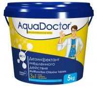 AquaDoctor MC-T на основе хлора и против роста водорослей