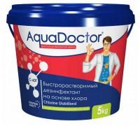 AquaDoctor C-60Т (таблетки) на основе хлора, быстрого действия