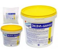 ЭКВИ-минус порошок (рН-минус) химия для бассейна для понижения уровня РН