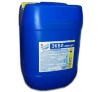 ЭКВИ-минус жидкий (рН-минус) 30л (37кг) для понижения уровня РН воды бассейна