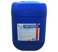 ЭМОВЕКС жидкий хлорин 30л (34кг) (новая формула) обеззараживание на основе хлора