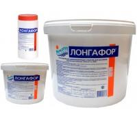 ЛОНГАФОР медленный хлор (табл. 200 г) обеззараживание